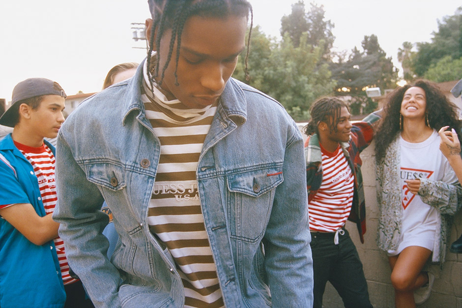 GUESS Originals x A$AP Rocky Collection
