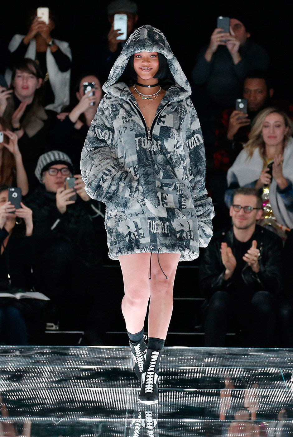 fenty puma by rihanna autumn winter 2016 collection. Black Bedroom Furniture Sets. Home Design Ideas