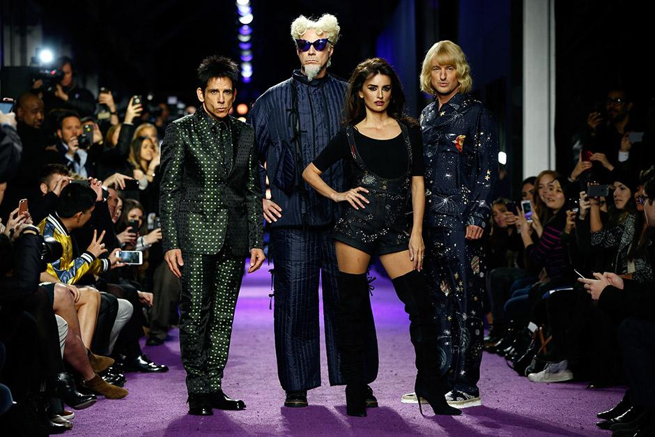 ZOOLANDER No. 2 Fashion Show & World Premiere