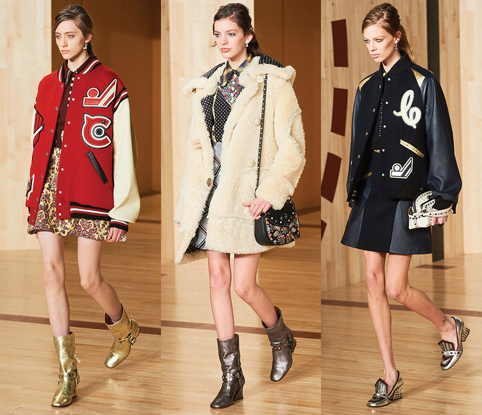 Coach Fall 2016 Collection
