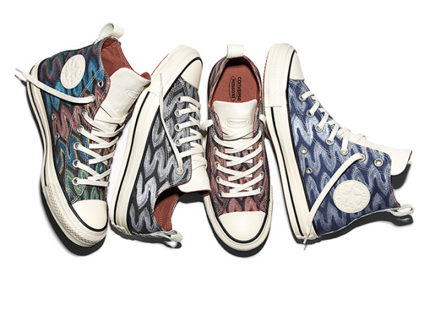 Converse Chuck Taylor All Star Missoni Spring 2016 Collection