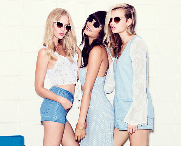Forever 21 Festival 2016 Collection