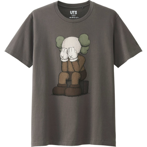 Uniqlo x kaws ut collection for Uniqlo t shirt sizing