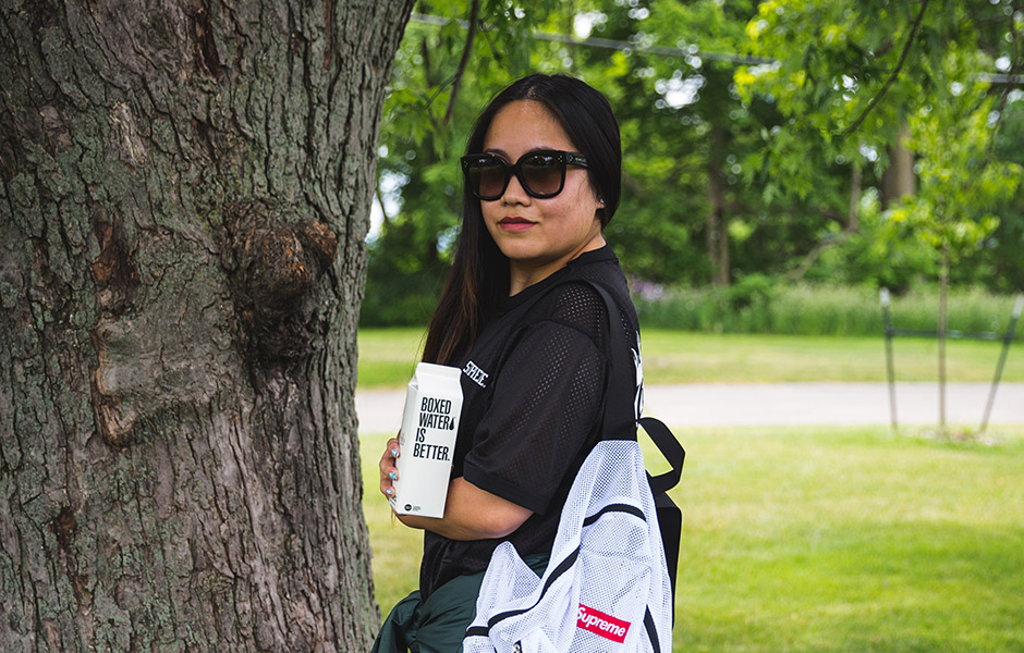 Boxed Water Immersion Day in Grand Rapids