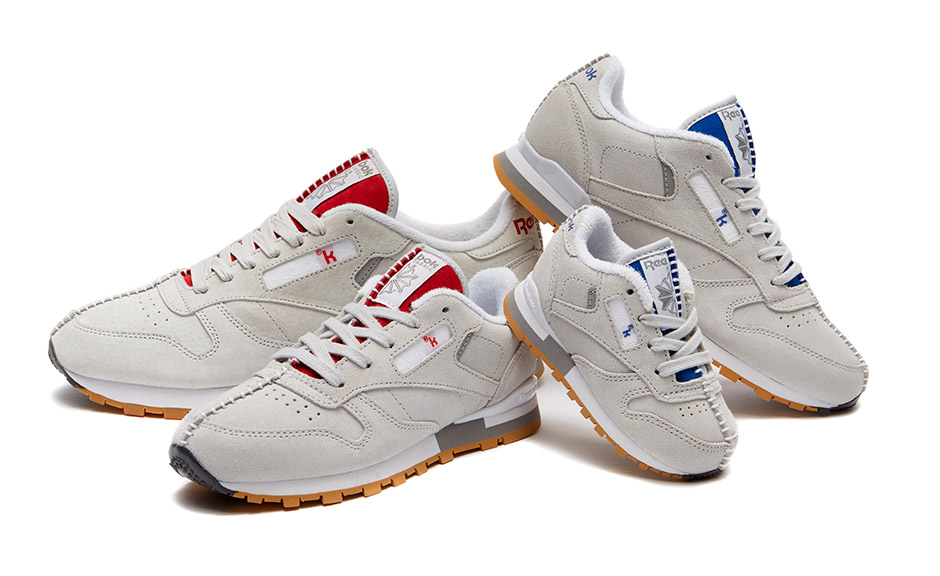 Reebok x Kendrick Lamar Classic Leather – Available for the Entire Family!