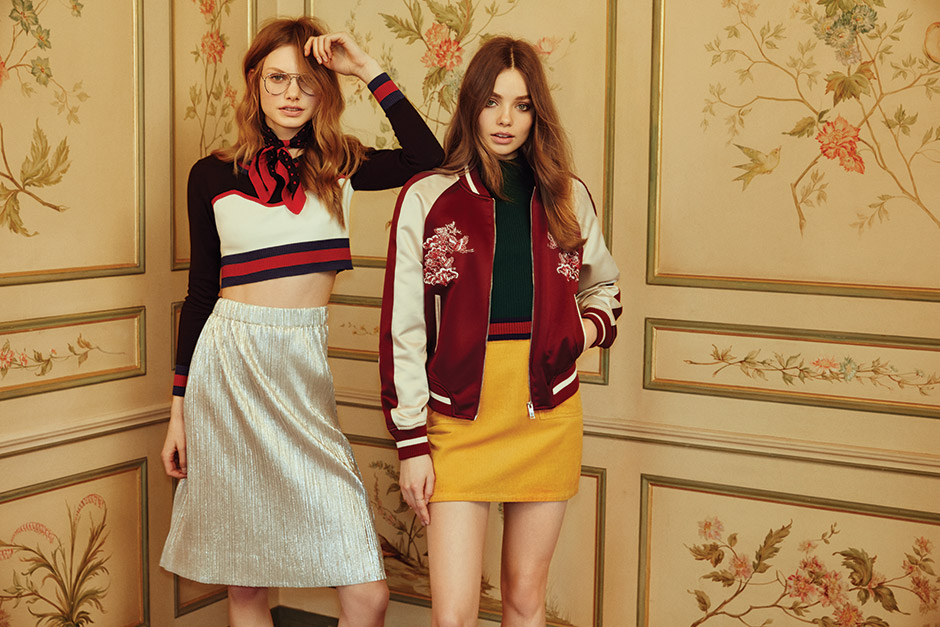 Forever 21 Pre-Fall 2016 Collection
