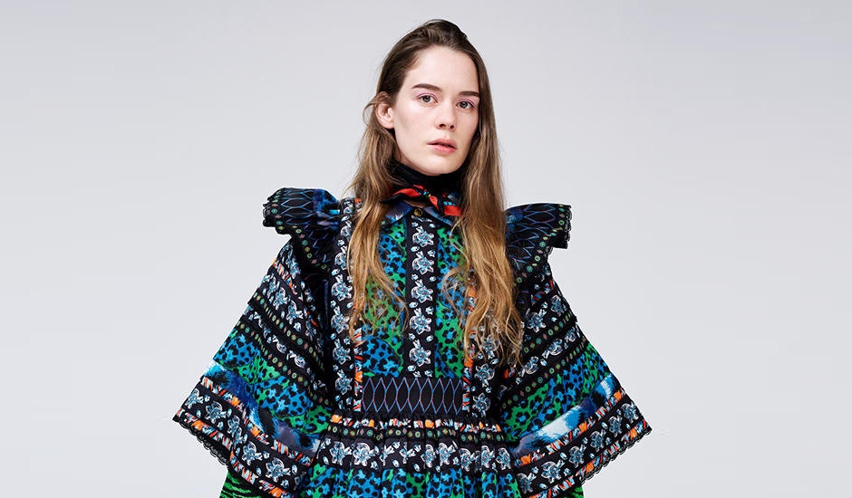 Anna of the North for KENZO x H&M