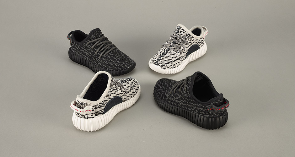 adidas Originals & Kanye West to Release Yeezy Boost 350 Infant