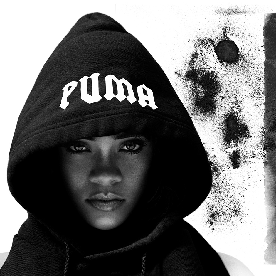 FENTY PUMA by Rihanna Collection – September 2016 Drop