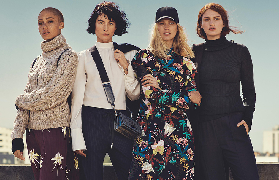 H&M Fall Fashion 2016 Collection