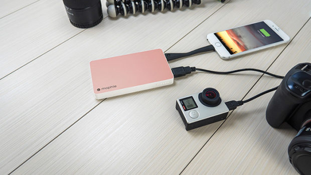 mophie #PowerForAll Battery Pack Collection