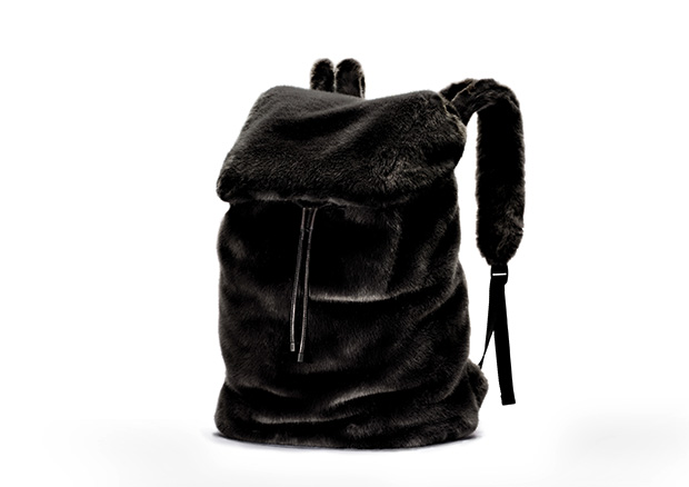 FENTY PUMA by Rihanna Faux Fur Backpack