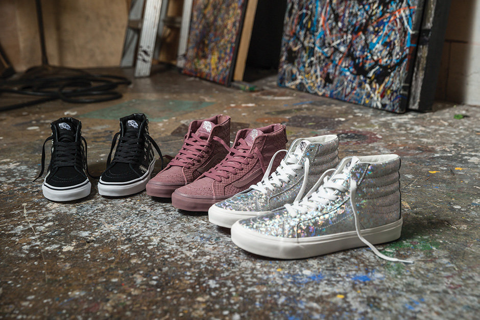 Vans Holiday 2016 SK8-Hi Collection