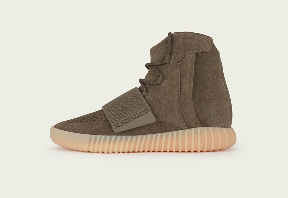adidas Originals by KANYE WEST YEEZY BOOST 750 'LIGHT BROWN'