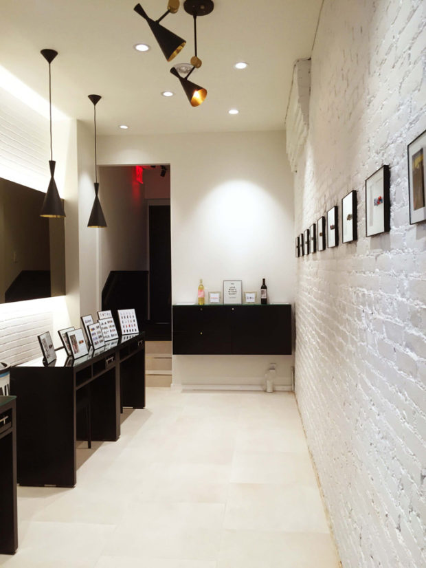 Bisou nail art atelier in soho nyc for 24 nail salon nyc