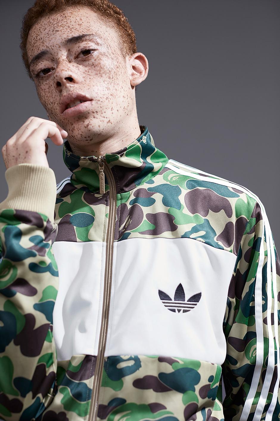 Camo Adidas Jacket