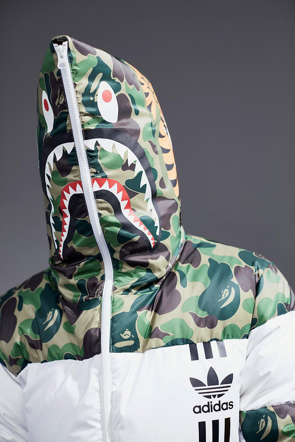 adidas Originals by BAPE FallWinter 2016 Collection