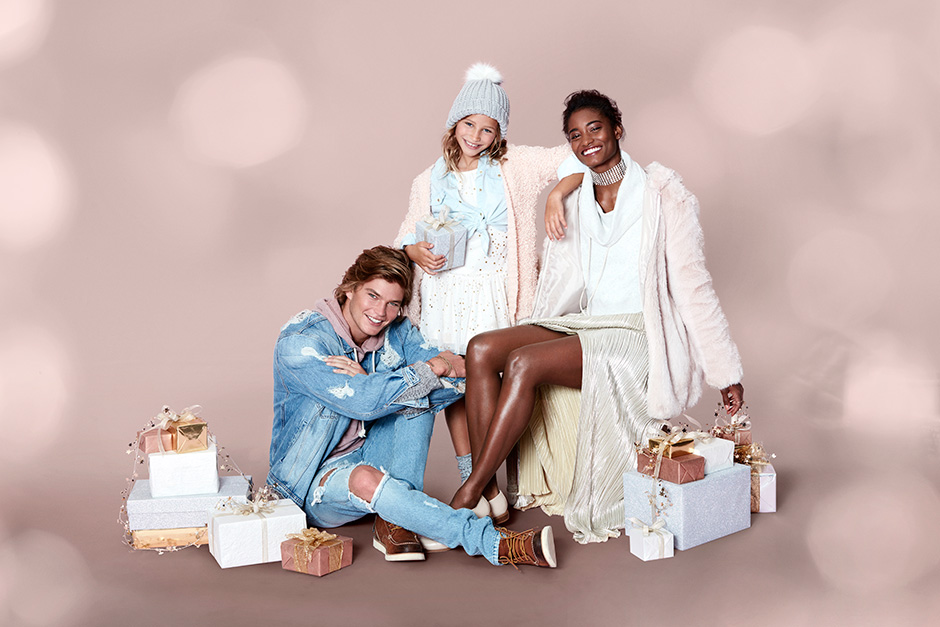 Forever 21 Holiday 2016 Campaign