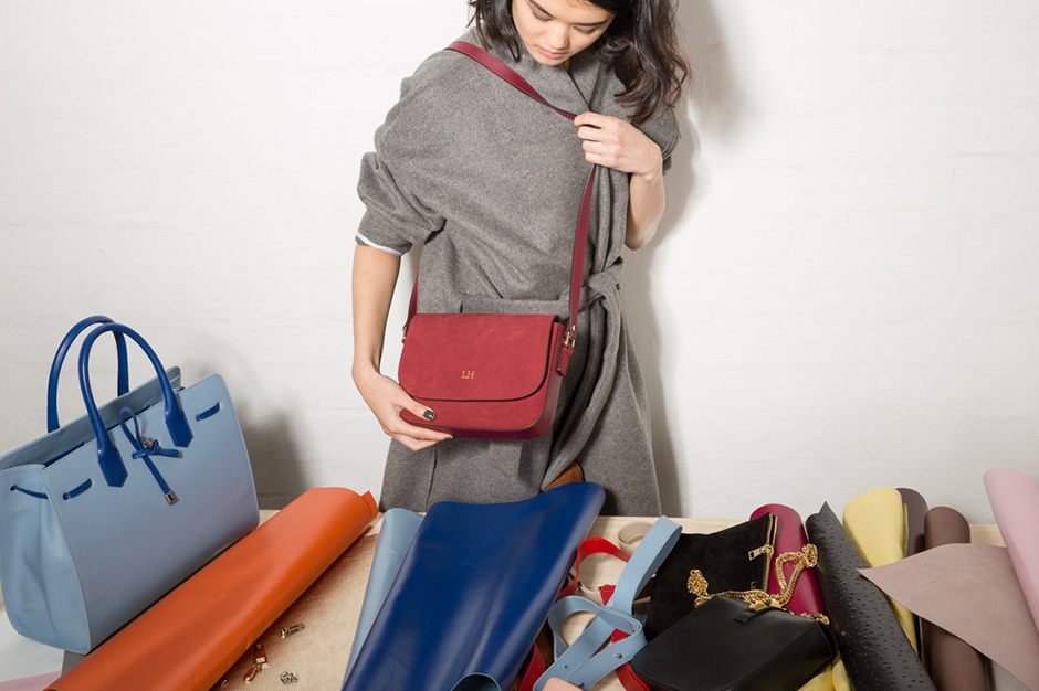 Customize Your Own Handbag With Mon Purse