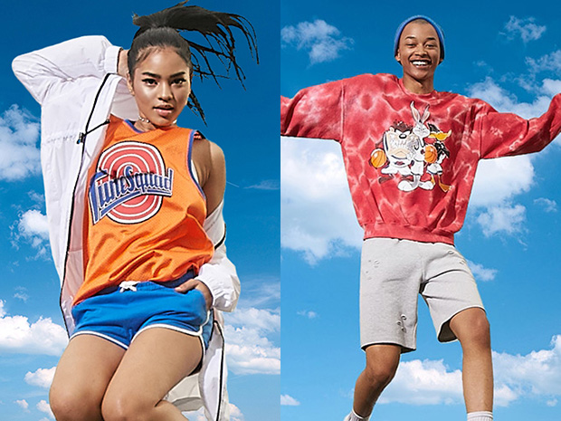 Forever 21 x Space Jam 20th Anniversary Capsule Collection