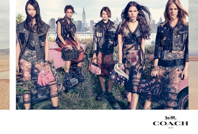 Coach 1941 Spring 2017 Campaign