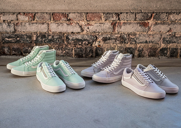 Vans Exclusive Women's Pastel Leather Pack