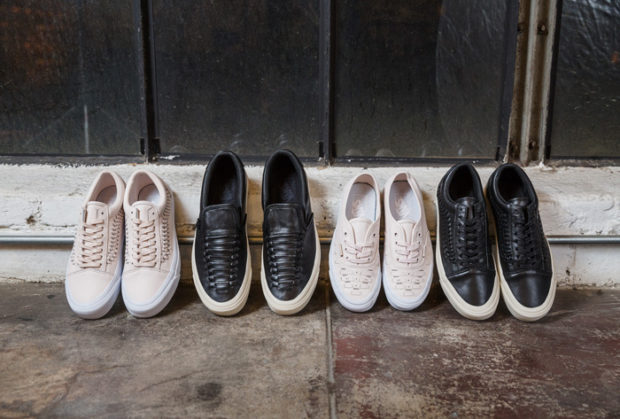 Vans Premium Weave Footwear Collection