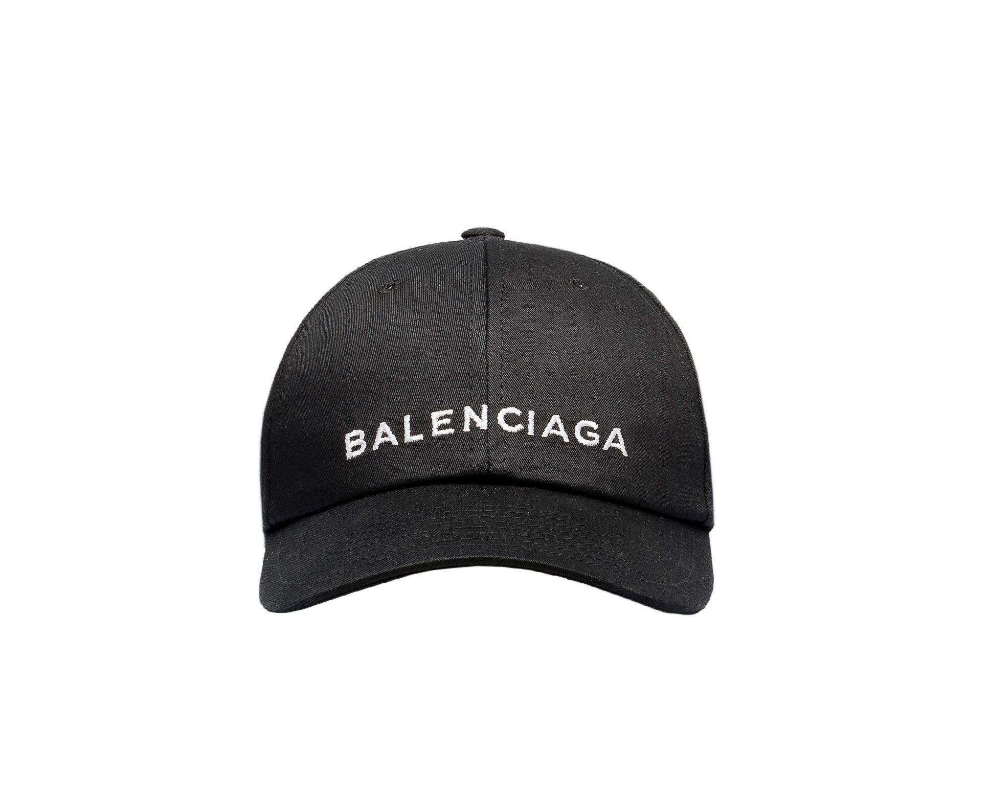 8cbedfefc0d97 Balenciaga Logo Baseball Cap - nitrolicious.com