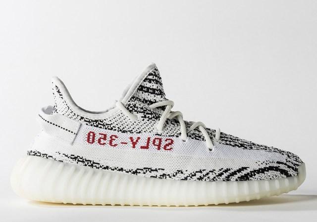adidas Yeezy Boost 350 V2 'Zebra'