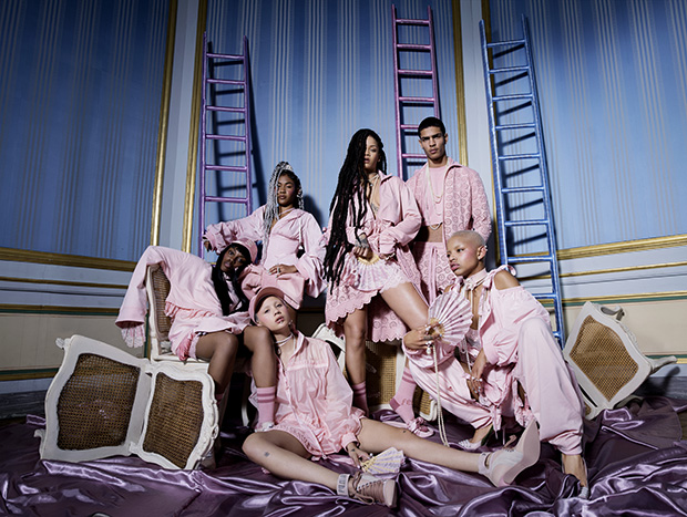 FENTY PUMA by Rihanna SS17 Collection Pre-Release