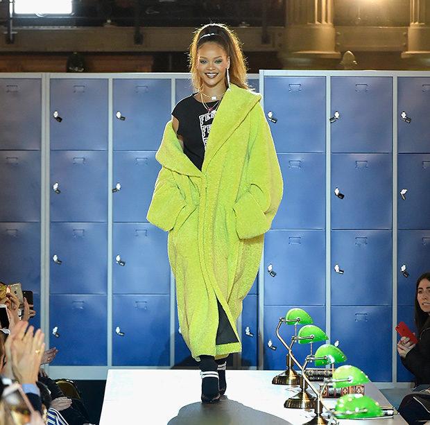 FENTY PUMA by Rihanna FW'17 Collection + Backstage