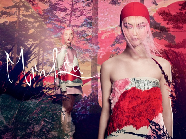 M·A·C Future Forward, Min Liu, Work It Out, Great Brows & Eyes on MAC Collections