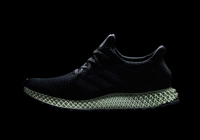 adidas Unveils New 4D Printed Futurecraft Shoe