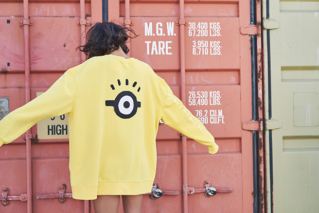 PUMA x Minions 'DESPICABLE ME 3' Collection