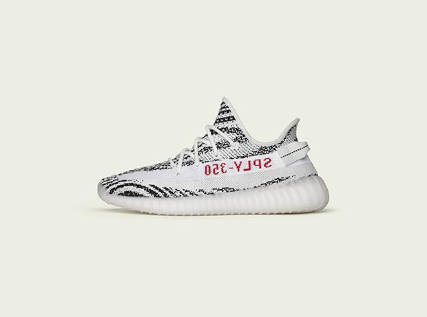 adidas Yeezy Boost 350 V2 'Zebra' Re-Release
