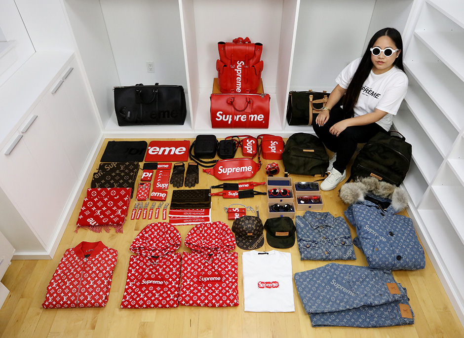 Unboxing $70,000 Worth of Supreme x Louis Vuitton!!!