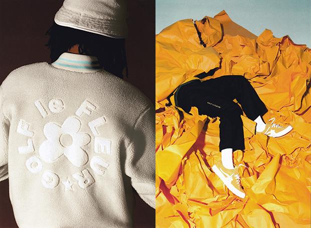 Converse x Tyler, the Creator Golf le FLEUR* Apparel & Footwear Collection
