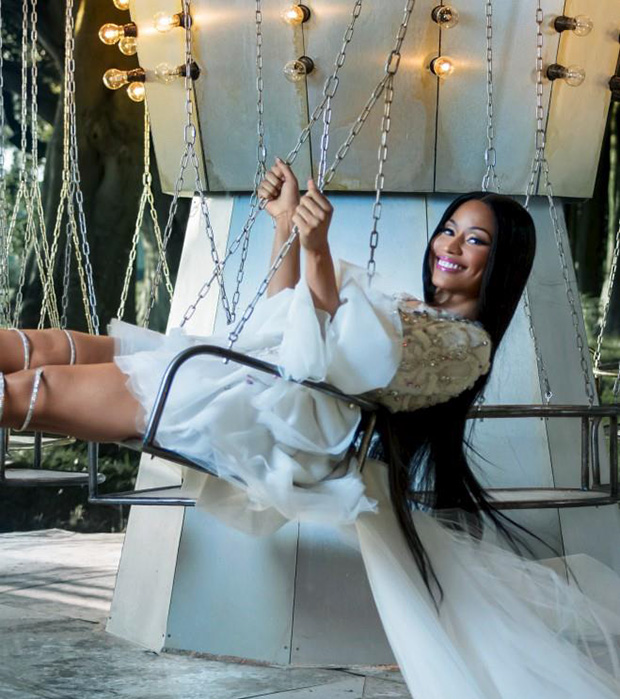 Nicki Minaj to Star in H&M Holiday 2017 Ad Campaign