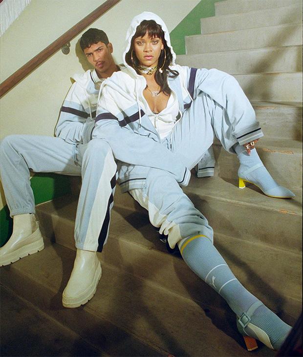 FENTY PUMA by Rihanna AW17 + Accessories Drop 2
