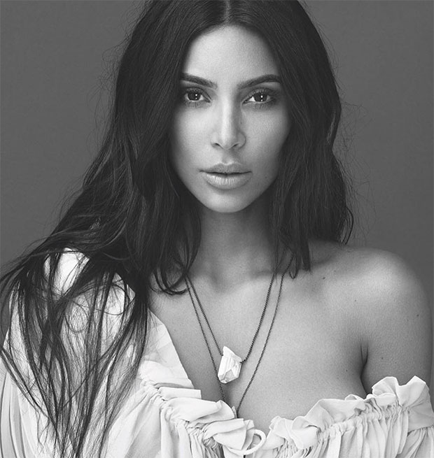 Kim Kardashian West Launches KKW Fragrance – Crystal Gardenia