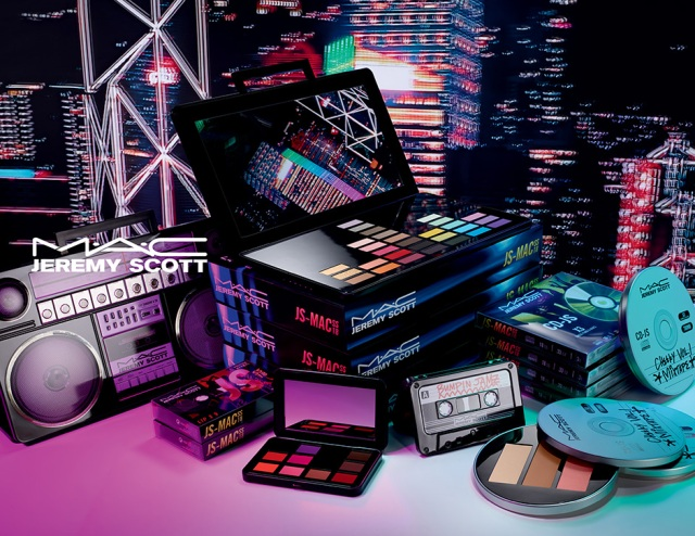 MAC Cosmetics x Jeremy Scott + Lunar New Year Collections