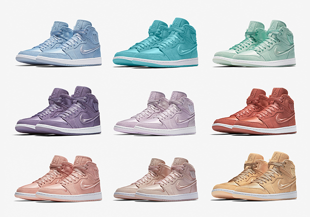 "Air Jordan 1 ""Season Of Her"" Collection"