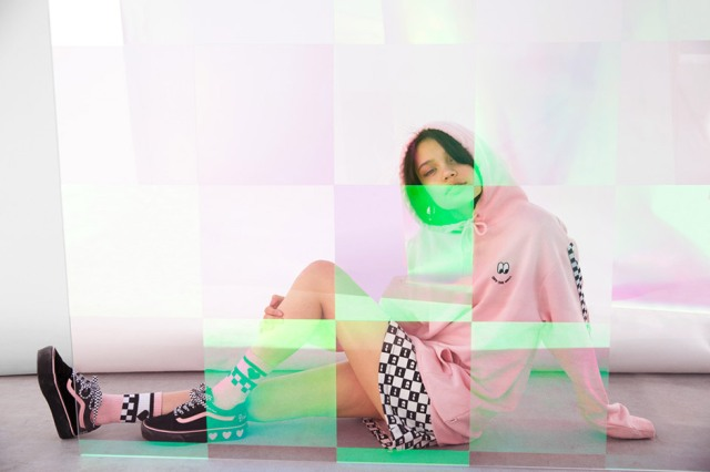 Vans x Lazy Oaf Lookbook & Collection