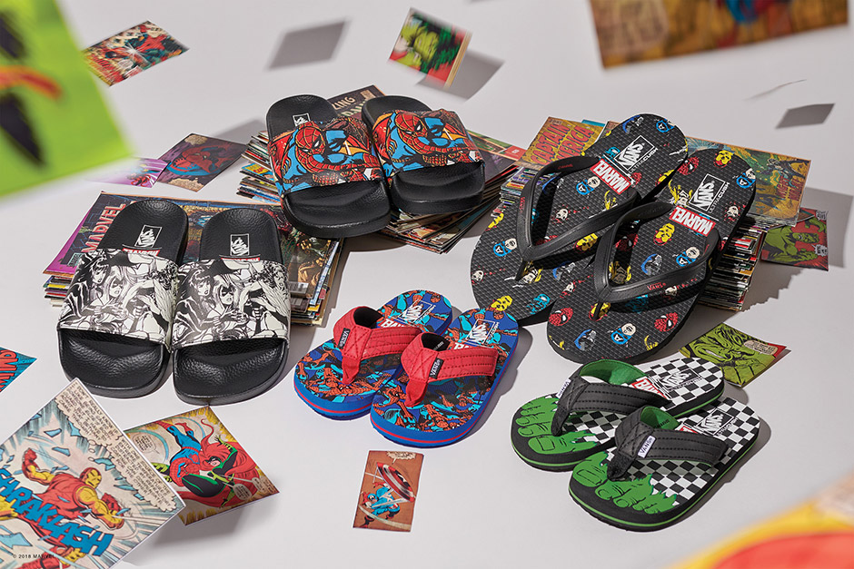 f003135ccdccd2 Marvel x Vans Collab Release Info
