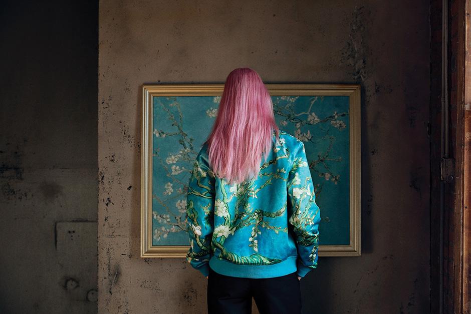 Vans x Van Gogh Museum Collaboration