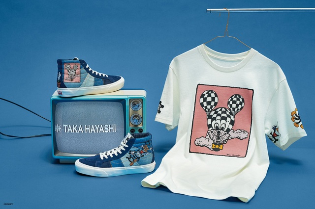 Vault by Vans x Disney Mickey Mouse 90th Anniversary Collection