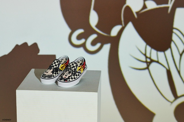 Vans x Disney Mickey Mouse 90th Anniversary Collection