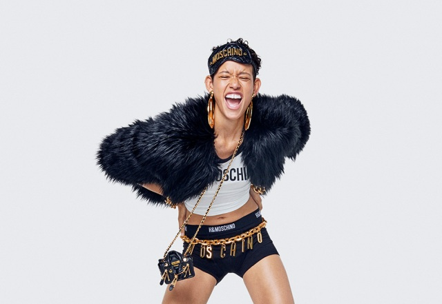 MOSCHINO [tv] H&M Full Collection + Prices