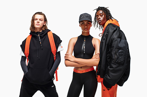 Reebok x Victoria Beckham Spring 2019 Collection