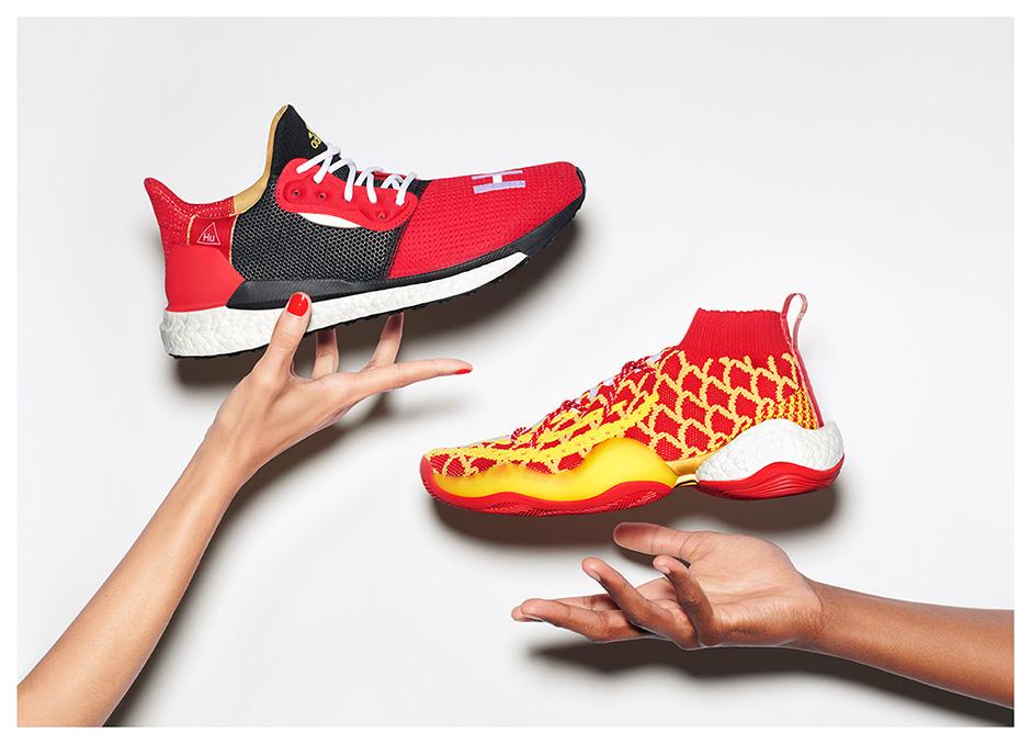 Pharrell Williams x adidas Originals PW Chinese New Year Hu Pack